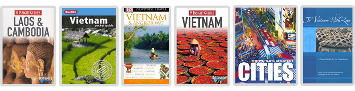 Travel Guides written or updated by Adam Bray for DK Eyewitness, Insight Guides, Berlitz, Thomas Cook, Time Out and more. Covering Vietnam, Laos, Cambodia and Southeast Asia.